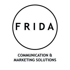 Logo Frida Communication og Marketing Solutions